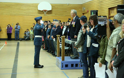 Cadet Ceremony